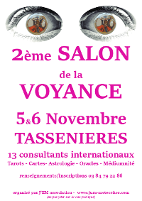 2ème Salon de la Voyance
